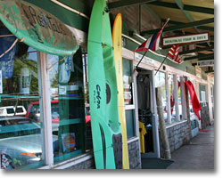 Inside Molokai Fish and Dive